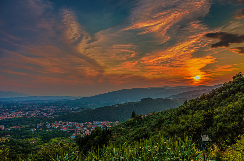 Montecatini Sunset