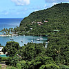 The Marina at Marigot Bay